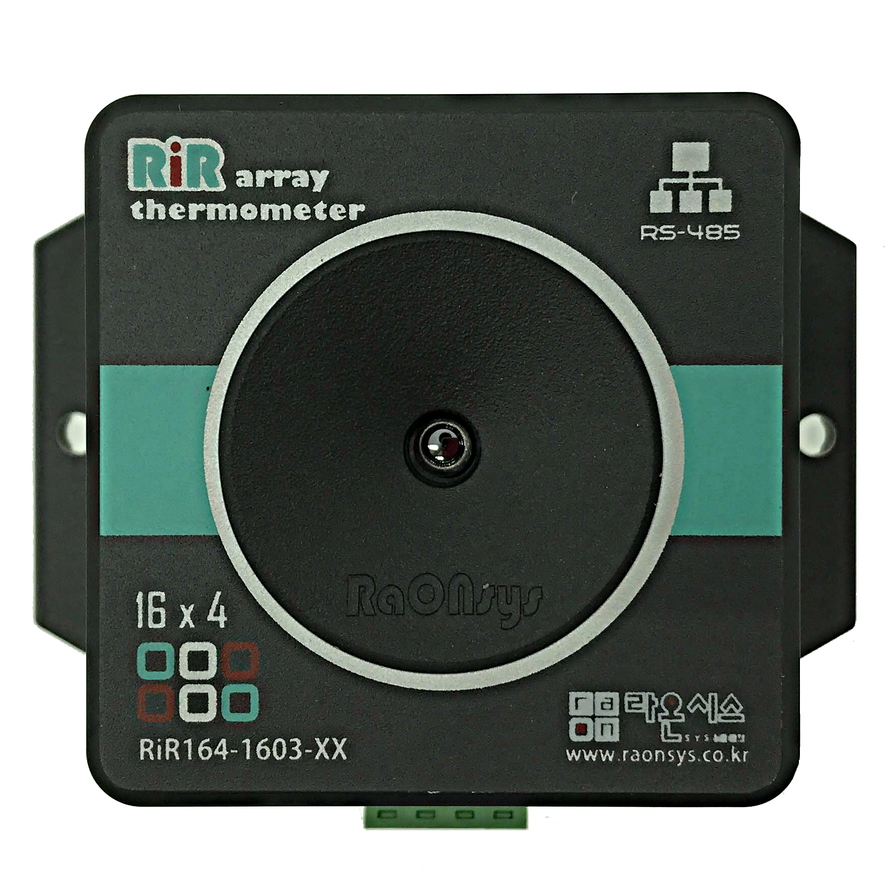 RiR array thermometer